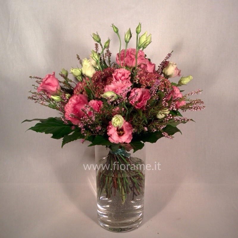 COLOR-PINK-bouquet- € 20 to € 40