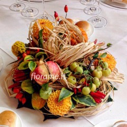 RUSTIC centrepiece from € 21