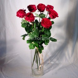 RED ROSES L80 - choose the nr.