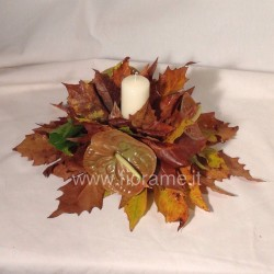BROWN AUTUMN-centerpieces-from € 25 to 32